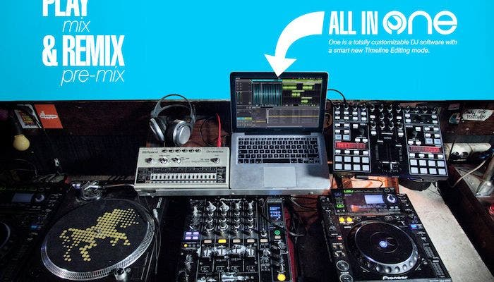 ONE DJ para OS X