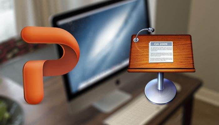 Powerpoint y Keynote para Mac