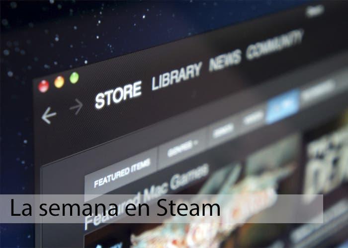 Cabecera de la semana en Steam