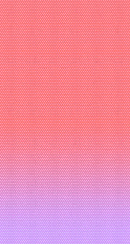 Descarga los nuevos fondos de pantalla de iOS 7