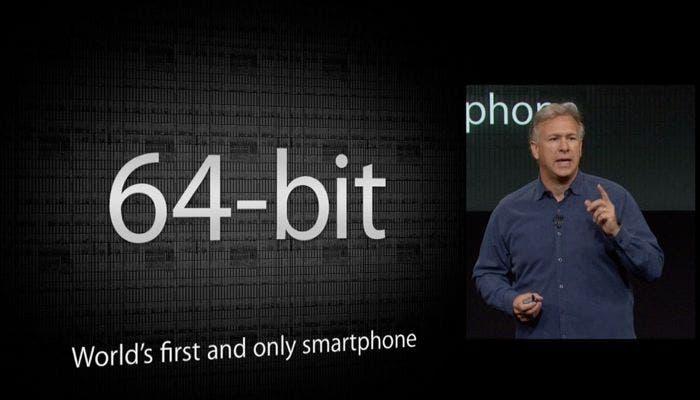 Apple A7 64 bits