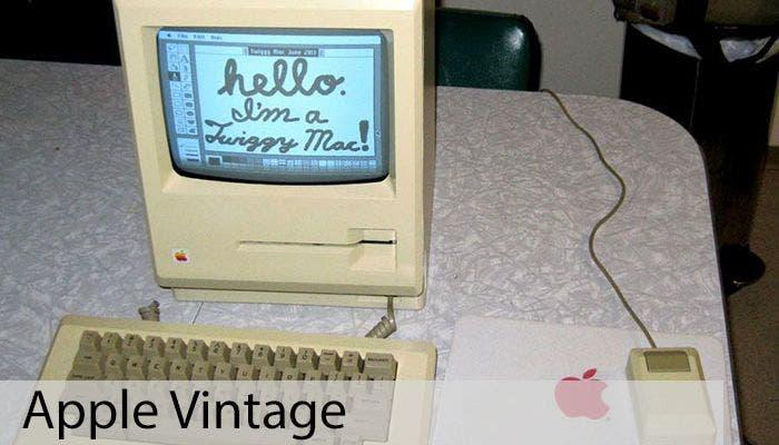 Twiggy Mac, el Macintosh más viejo del mundo