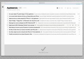 Crea tu propia aplicación de Feedly para OS X