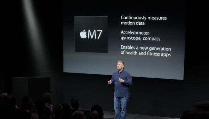 Procesador Apple M7