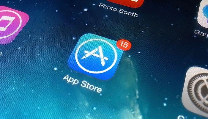 Actualizaciones de aplicaciones para iOS 7