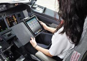 Aplicación de realidad aumentada en Boeing