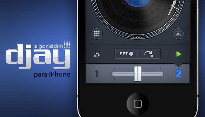 Review de djay 2 para iPhone