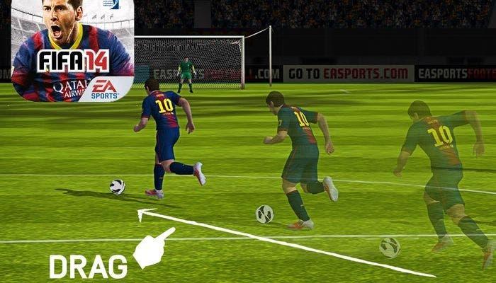 FIFA 14 en iOS