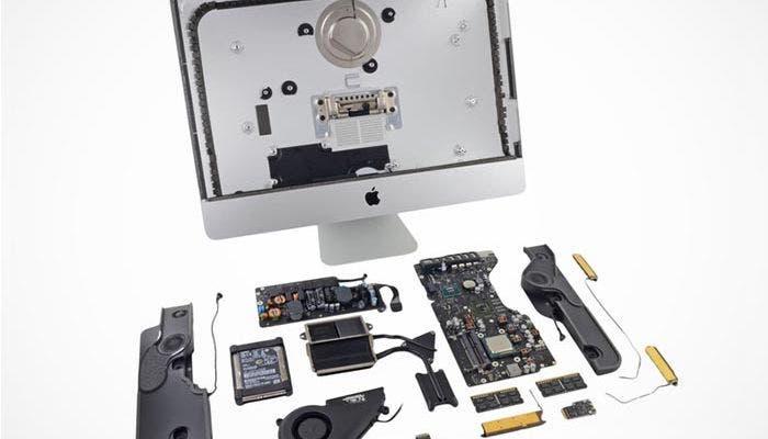 iFixit despieza el nuevo iMac