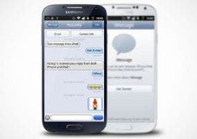 iMessage aterriza en Android