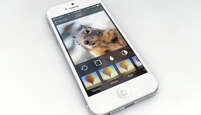 Nuevo diseño de la app de Instagram