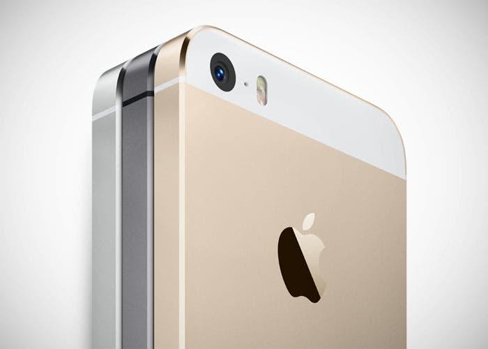 iPhone 5s perspectiva