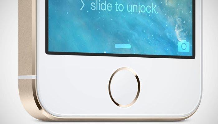 Sensor biométrico del iPhone 5s