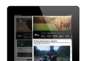 Opera Coast para iPad