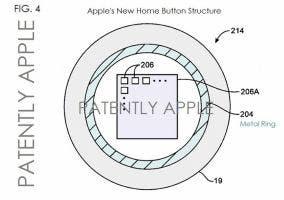 Patente del sensor biométrico