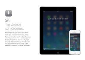 Siri con iOS 7