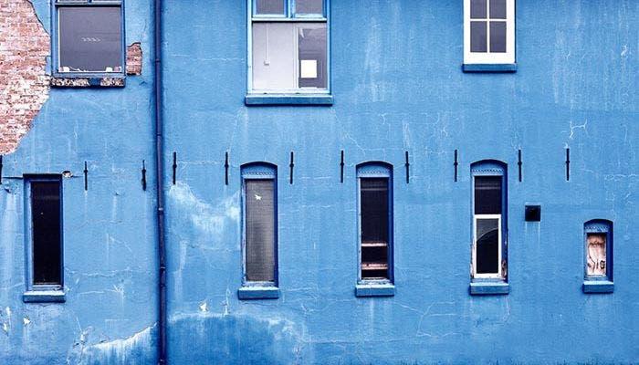 8 ventanas azules