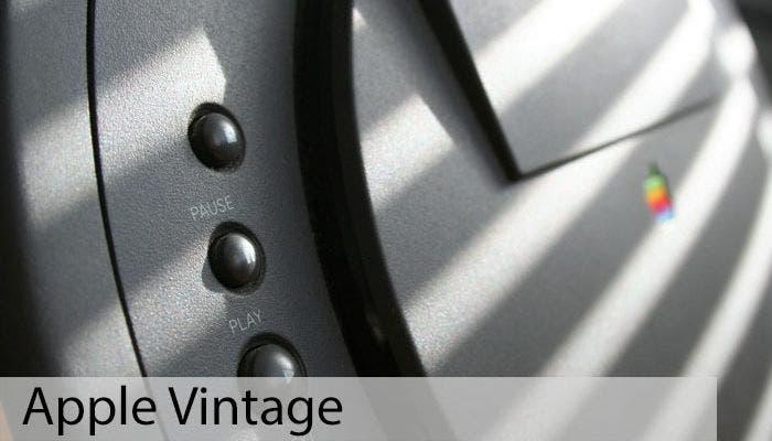 Apple Vintage: PowerCD
