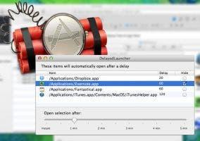 DelayedLauncher para OS X