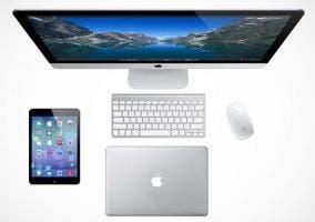 Nuevos iPad, MacBook Air y iMac