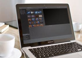 iMovie en MacBook Pro