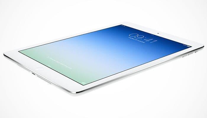 Fondo del iPad Air