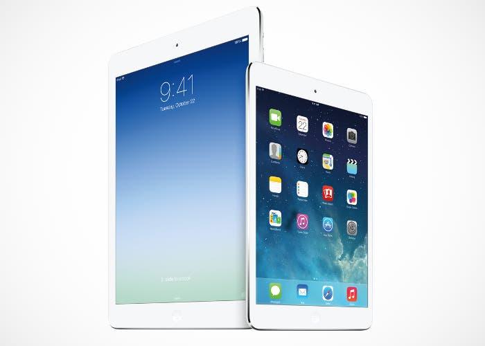 Lanzamiento iPad Air Y iPad mini