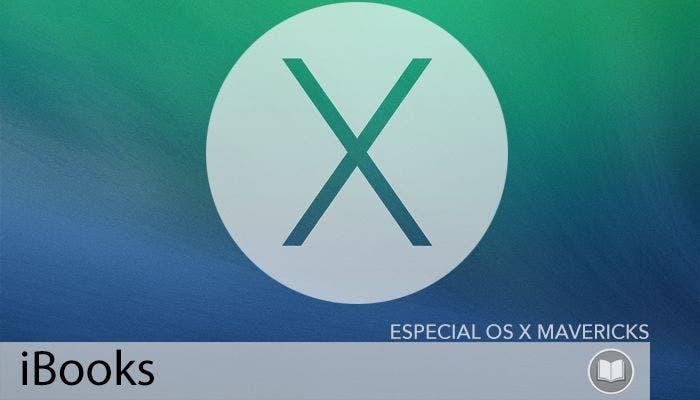 iBooks en OS X Mavericks