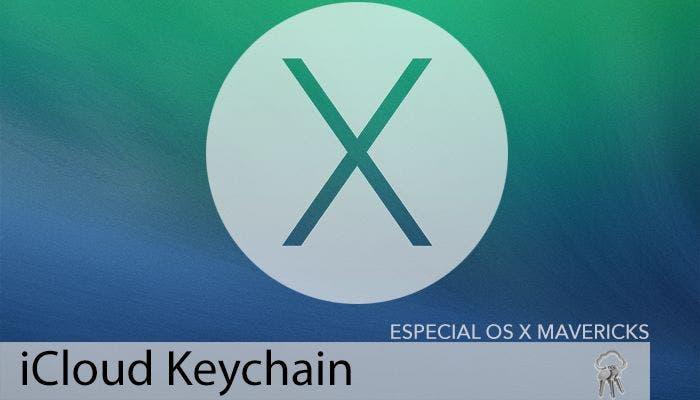 iCloud Keychain en OS X Mavericks