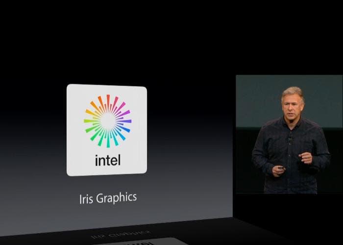 Presentación del MacBook Pro de 13 pulgadas