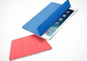 iPad Air con las Smart Cover