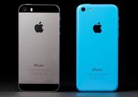 Space gray y azul, los colores más populares en los nuevos iPhone