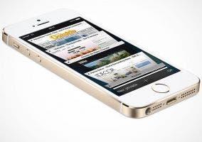 Aplicaciones en el iPhone 5s
