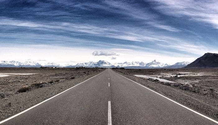 Test iPhone 5s en la Patagonia