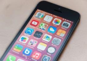 La pantalla del iPhone 5s