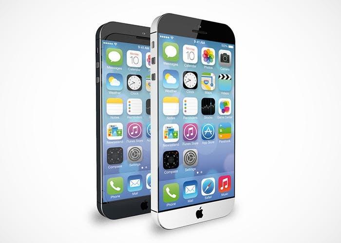 El próximo iPhone 6 tendrá una gran pantalla