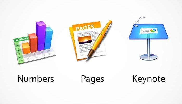 iWork para OS X