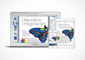 iWork en iOS y OS X