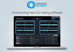 Nueva aplicacion de dj de mixed in key