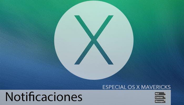 Notificaciones en OS X Mavericks