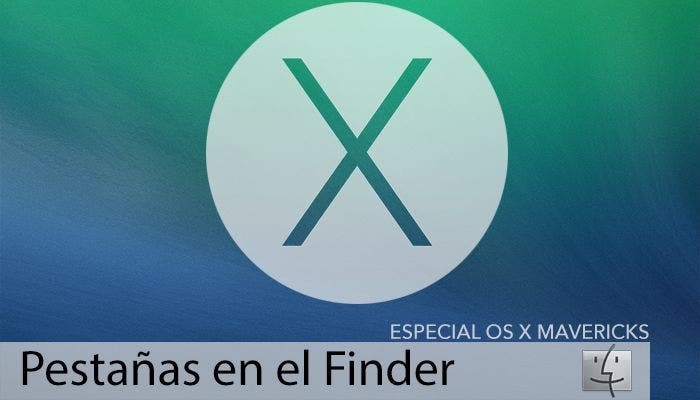 Pestañas en el Finder en OS X Mavericks