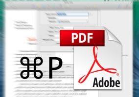 Guardar a PDF en OS X