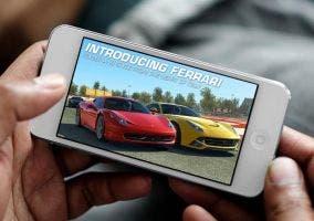 Nuevos Ferrari en Real Racing 3
