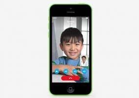 Skype para iOS 7