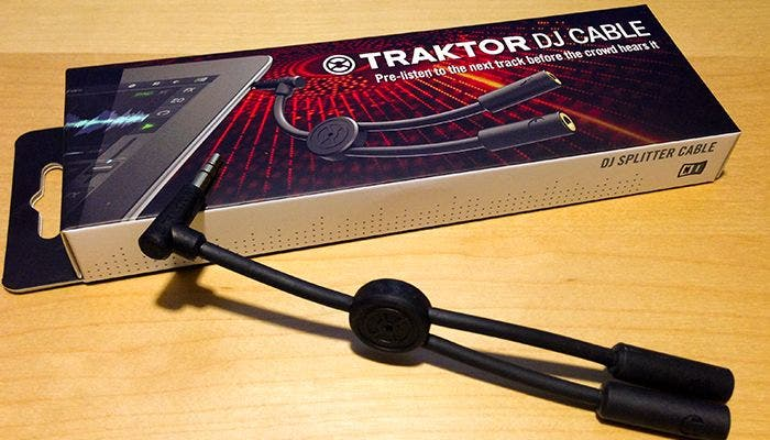 Review Traktor DJ Cable