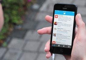 Aplicación de Twitter para iOS