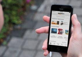 Amazon se actualiza para iOS 7
