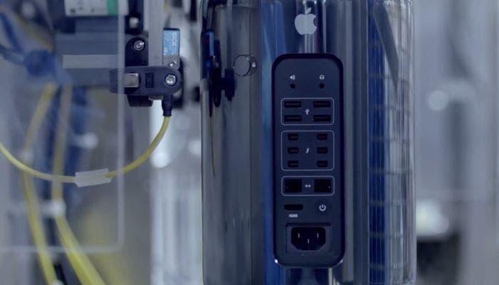 Así se fabrica un Mac Pro