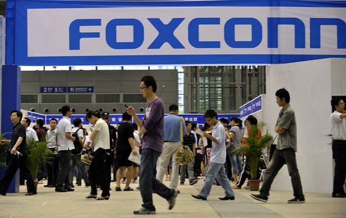 Cartel de Foxconn