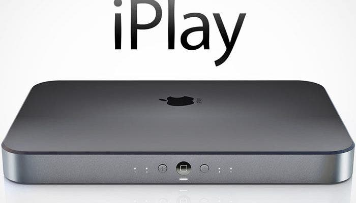 Apple iPlay, concepto creado para el April Fool's Day de este año
